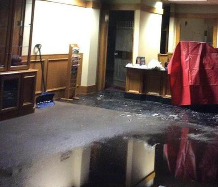Shreveport Bank and a Flooding Before
