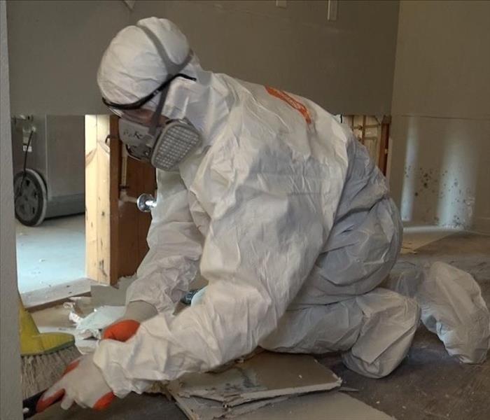 Mold Remediation SERVPRO - Cleaning And Removing Mold Damage From Shreveport Residences
