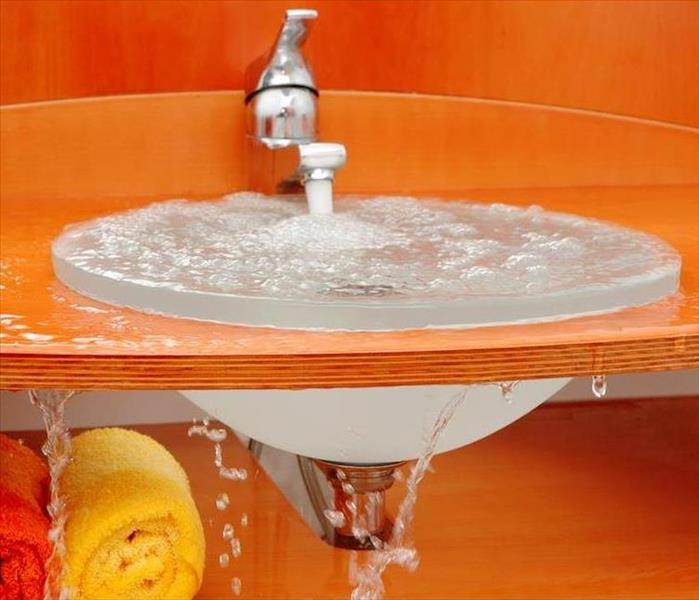 Water Damage You Need Prompt Water Removal When Your Shreveport Home Springs a Leak
