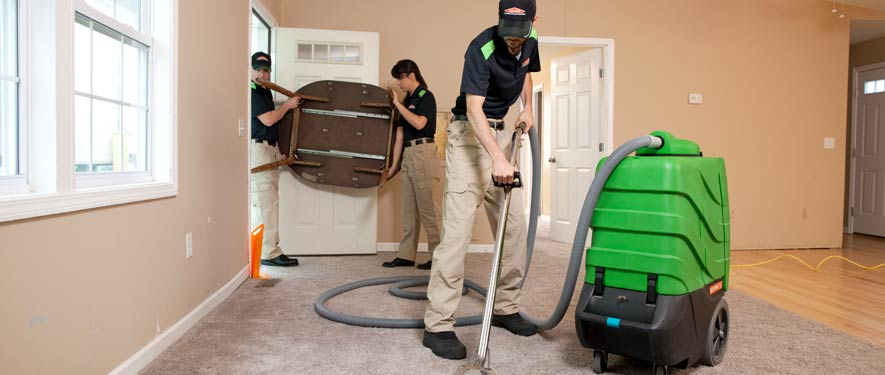 Shreveport, LA residential restoration cleaning